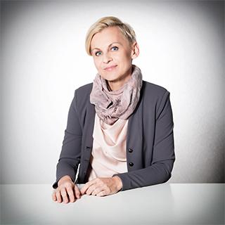 Geschäftsführerin Eva-Maria Kubin