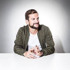 Raphael Pikisch, Projektleiter bei der Styria Content Creation